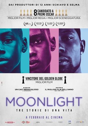 Moonlight: tre atti di una vita