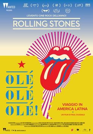 Rolling Stones Olé Olé Olé!- Viaggio in America Latina