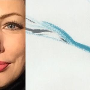 Caterina Arciprete: quando l'Arte racchiude Fotografia e Pittura