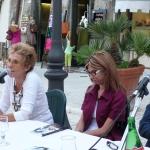 con Patrizia Carrano e Mauro Bruno