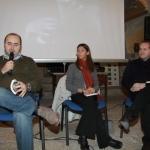 Con Lorenzo Procacci Leone e Vito Santoro
