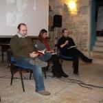 Con Lorenzo Procacci Leone e Vito Santoro..