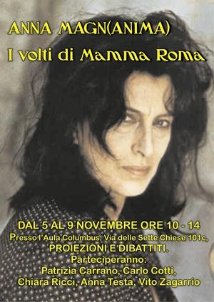 Locandina A4 Anna Magnani2