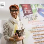 """Chiara Ricci al Foggia Film Festival 2014 con """"Signore & Signori... Alberto Lionello"""" (Ag Book Publishing)"""