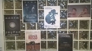 Alcune locandine dei film in concorso