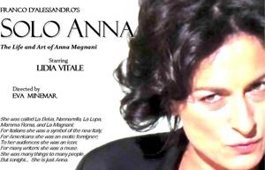 """""""Solo Anna"""""""