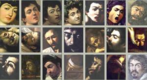 Gli autoritratti di Caravaggio nella sua produzione artistica