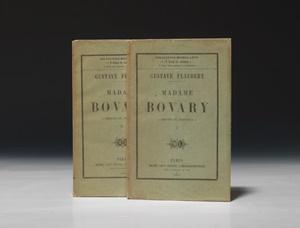 """Madame Bovary"" di Gustave Flaubert (Michel Lévy frères, Parigi 1857)"