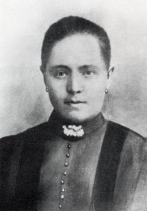 Maria Plozner Mentil (1884 - 1916)
