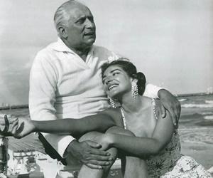 Maria Callas e Giovanni Battista Meneghini