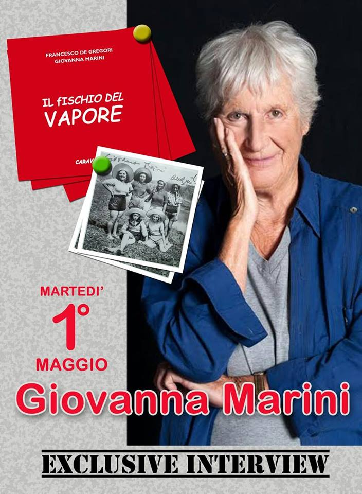 Giovanna Marini (Graphic Art Gino Aloisio)