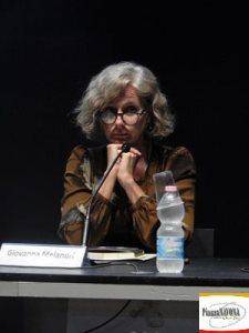 Giovanna Melandri, Presidente Fondazione MAXXI (Ph. Chiara Ricci)