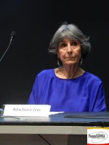 Adachiara Zevi, Presidente Fondazione Bruno Zevi (Ph. Chiara Ricci)