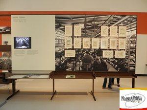 Progetto di Luigi Cosenza per lo Stabilimento Olivetti di Pozzuoli, Napoli 1954 (Ph. Chiara Ricci)