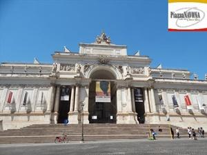 Palazzo delle Esposizioni (Ph. Chiara Ricci)