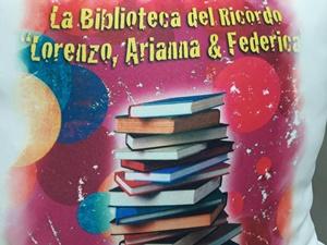 """La Biblioteca del Ricordo """"Lorenzo, Arianna & Federica"""""""