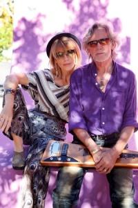 Majella & Ted Turner. Ph. Kelly Cappelli (Courtesy of Ted Turner)