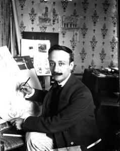 L'Architetto e paesaggista Raffaele de Vico