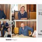 Vito Pinto, Marianna Ventre, Maria Valeria Ruggiero (Rodaviva), Annamaria Panariello, Alfonso Bottone (Ph. Gino Aloisio)