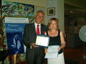 Adriana Assini al Premio Cesare Pavese