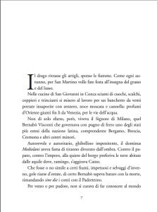 """L'interno di """"Agnese, una Visconti"""" di Adriana Assini (Scrittura & Scritture)"""