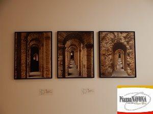 Le Mura lungo Viale Carlo Felice (Ph. Chiara Ricci)
