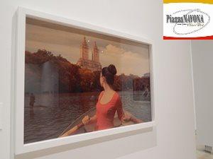 """Anna Di Prospero, """"Central Park #2"""", 2015 (Ph. Chiara Ricci)"""