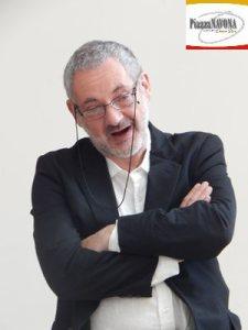 Il fotografo Andrea Jemolo (Ph. Chiara Ricci)