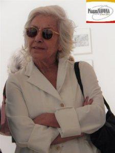 La fotografa Paola Mattioli (Ph. Chiara Ricci)