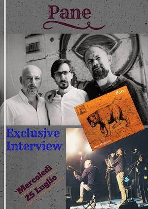 Pane: la band romana in bilico tra rock e poesia