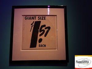 "Andy Warhol, ""Giant Size"", 1963 (Ph. Chiara Ricci)"