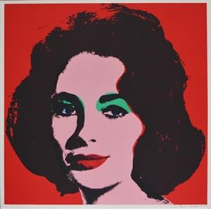 """Simbolo della mostra """"Andy Warhol"""""""