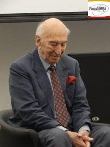 Giuliano Montaldo (Ph. Chiara Ricci)