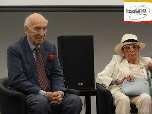 Giuliano Montaldo e Vera Pescarolo (Ph. Chiara Ricci)