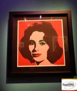 """Andy Warhol, """"Liz"""", 1964 (Ph. Chiara Ricci)"""