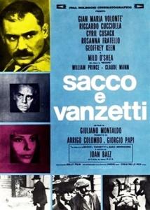"""""""Sacco e Vanzetti"""" di Giuliano Montaldo (1971)"""