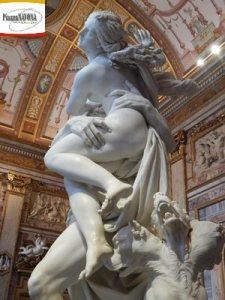 Il Rato di Proserpina di Gian Lorenzo Bernini, 162-1622 (Ph. Chiara Ricci)
