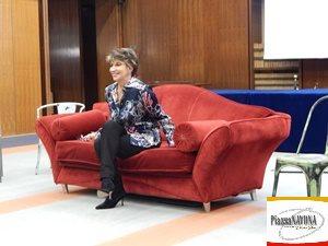 Serena Dandini (Ph. Chiara Ricci)
