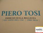 Piero Tosi. Esercizi sulla bellezza. Gli anni del CSC 1988-2016 (Ph. Chiara Ricci)