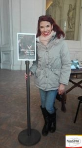 """La rubrica online """"Piazza Navona"""" all'anteprima stampa della mostra """"Il trionfo dei sensi. Nuova luce su Mattia e Gregorio Preti"""" (Ph. Chiara Ricci)"""