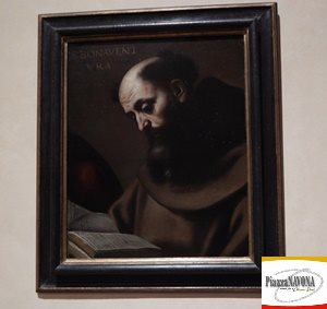 "Mattia Preti, ""San Bonaventura"" (1637 - 1645) - Ph. Chiara Ricci"