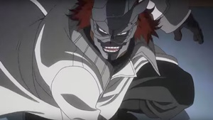 "Il Villain in ""My Hero Academia – The Movie: Two Heroes"""