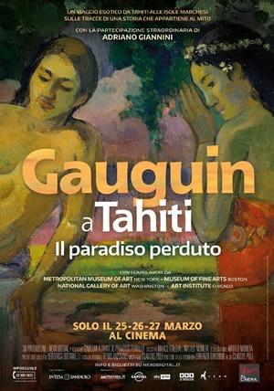 """Gauguin a Tahiti – Il Paradiso Perduto"""