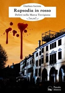 """Rapsodia in rosso"" di Gianluca Ascione (Panda Edizioni)"