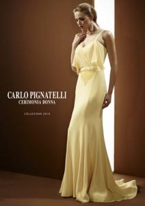 arlo Pignatelli - Cerimonia donna Collezione 2018 (Per gentile concessione di Carlo Pignatelli)