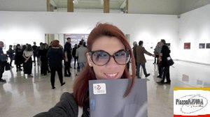 """La rubrica online """"Piazza Navona"""" partecipa alla conferenza stampa del World Press Photo 2019 (Ph. Chiara Ricci)"""