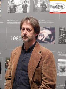 Luca Bergamo, Assessore alla Cultura e Vicesindaco di Roma (Ph. Chiara Ricci)