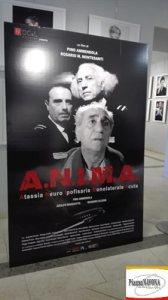 """La proiezione stampa del film """"A.N.I.M.A"""" (Ph. Chiara Ricci)"""