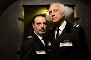 """Adolfo Margiotta, Massimo Olcese in """"A.N.I.M.A"""""""