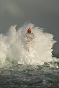 Il faro di La Jument, isola d'Ouessant (Per gentile concessione di Jean Guichard)